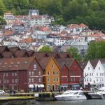 Norwegen mit der AIDAsol – Teil 1: Reise von Hamburg nach Bergen