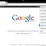 Google Chrome für iOS (iPad)