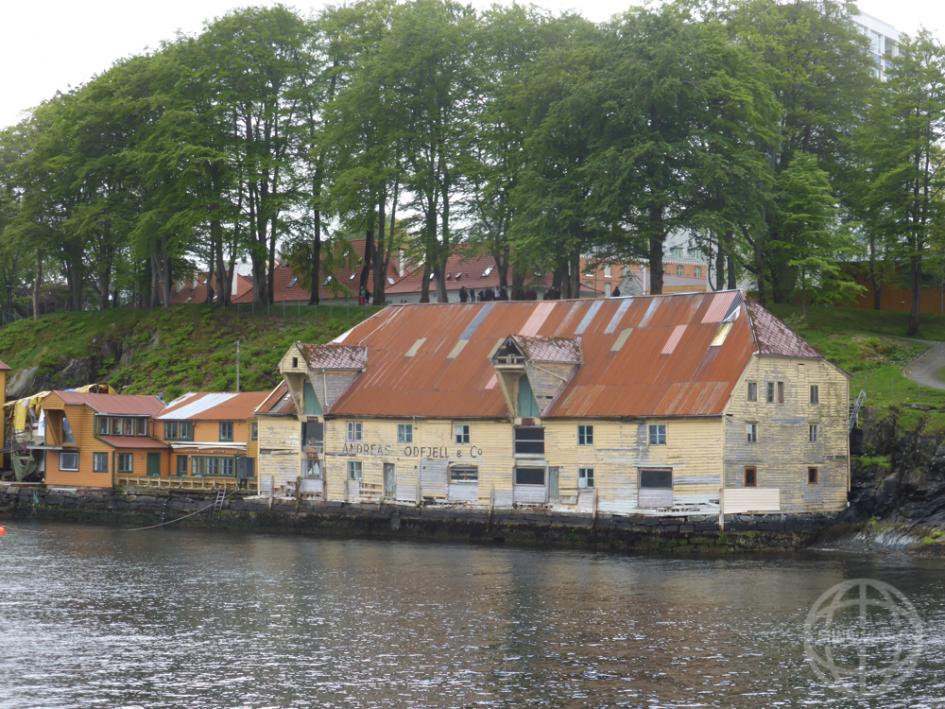 AIDAsol-Urlaub Norwegen Bergen
