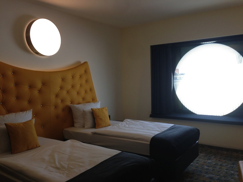 Arcotel Onyx Hamburg Zimmer