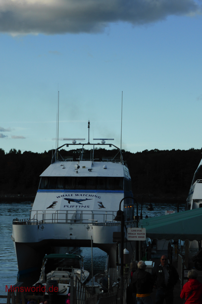 Bar Harbor September 2013