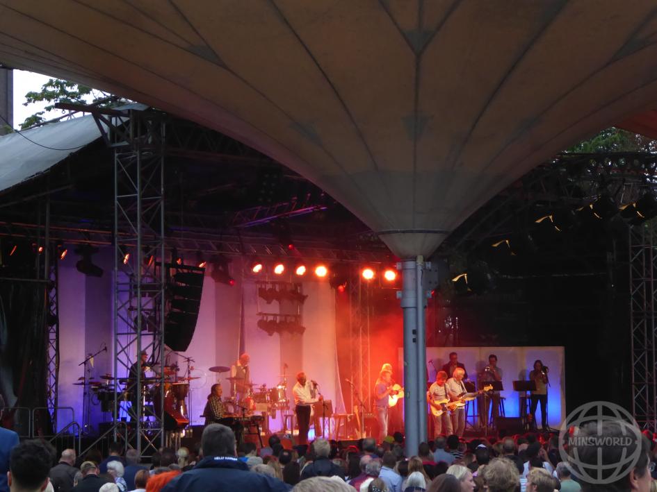 Konzertfotos der Bläck Fööss am Tanzbrunnen in Köln am 17.09.2016