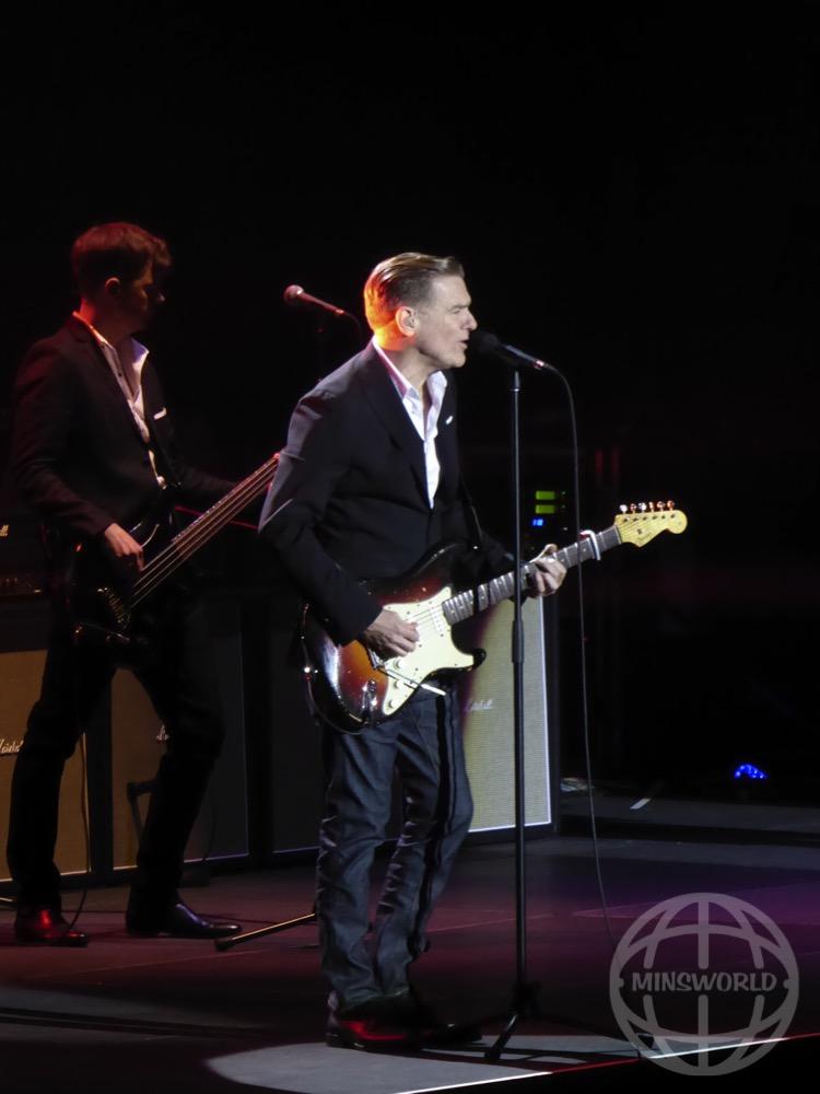 Bryan Adams Konzertfoto - Get Up Tour 2016 - König-Pilsener-Arena am 27.05.2016 in Oberhausen
