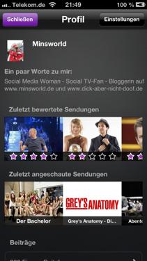 Artikelbild Couchfunk Community Profil