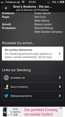 Artikelbild: Couchfunk Detailinfos 3
