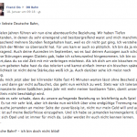Community Management – Facebook Win bei der DB Bahn