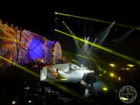Konzertfoto DJ Bobo Mystorial Tour Köln LANXESS arena 28.04.2017