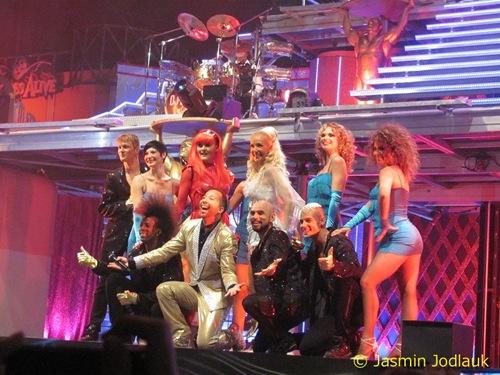 """DJ Bobo """"Dancing Las Vegas Tour 2012"""" - Oberhausen - König-Pilsener-Arena"""