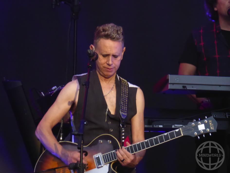 Depeche Mode Konzertbild Köln 5. Mai 2017