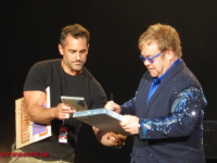 Elton John in Halle/Westfalen am 6. Juli 2014