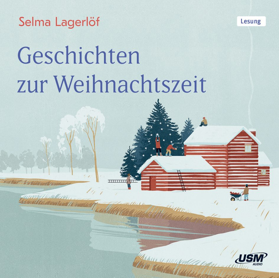 Cover: Geschichten zur Weihnachtszeit