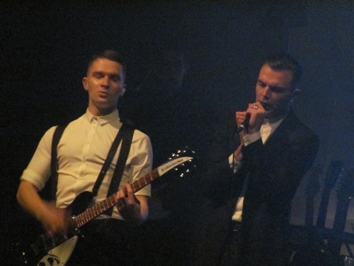 Hurts in Köln (Cologne) 17.03.201