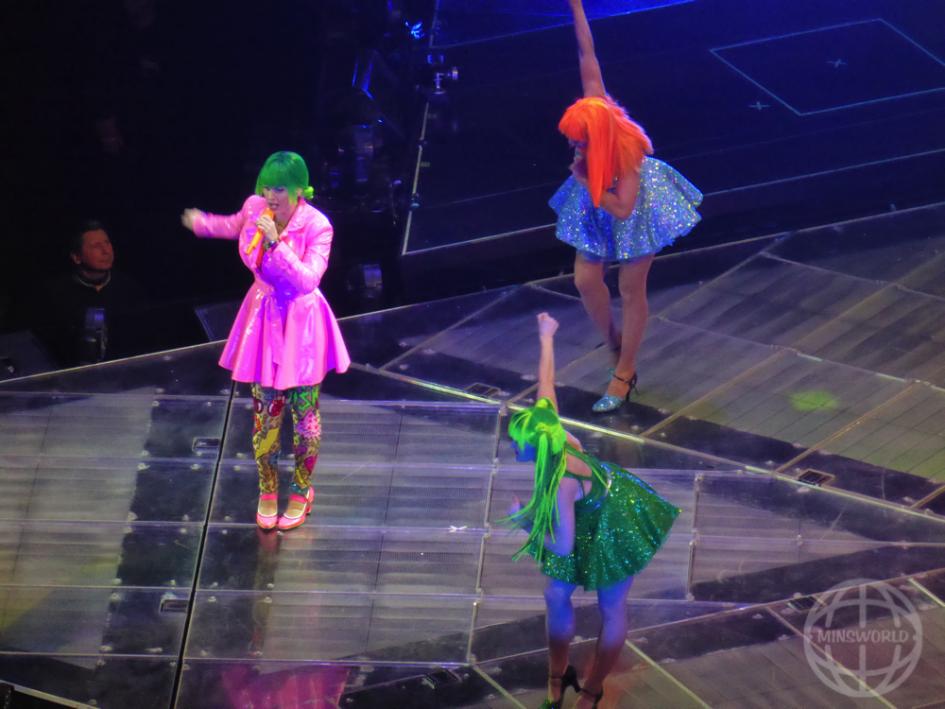 Katy Perry LANXESSarena Köln 05.03.2015