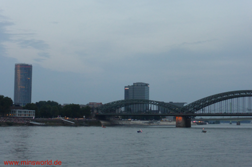Kölner Lichter 2014