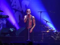 Konzertfoto Depeche Mode Mannheim 04.02.2014