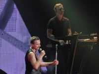 Konzertfotos Depeche Mode Berlin 2013/11/25