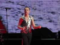 Konzertfotos Depeche Mode Berlin 2013/11/25