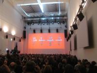Krafwerk Düsseldorf Kunstsammlung 18.01.2013