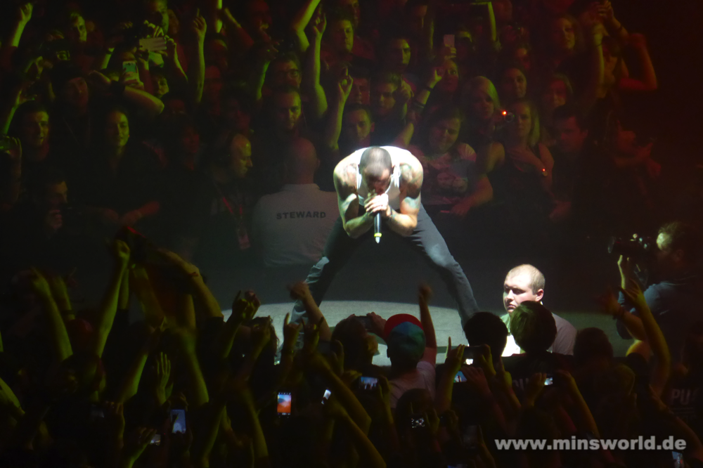 Linkin Park Köln Cologne 2014/11/06