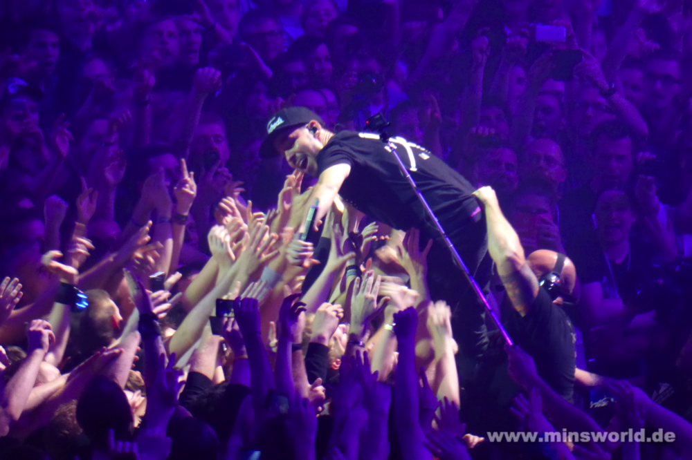 Linkin Park Köln Cologne 2014/11/06