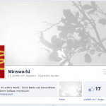 Minsworld-Fanseite bei Facebook