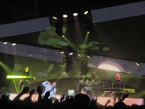 OMD (Orchestral Manoeuvres in the Dark) in Köln (Cologne)