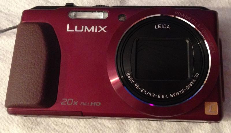 Panasonic Lumix DMC-TZ41