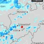 Vorstellung und Test der iOS-Apps WetterMaps, RegenRadar und WetterApp von WetterOnline.de