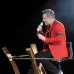 Robbie Williams – Amsterdam 13.07.2013 – Konzertbericht und Konzertfotos