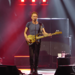 "Konzertfotos Sting ""57th & 9th Tour"" – Düsseldorf 04.04.2017"