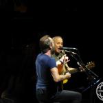 Konzertfotos Sting & Paul Simon LANXESSarena Köln 25.03.2015