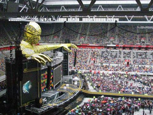 Pet Shop Boys – Take That – Duesseldorf 25.07.2011