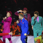 Take That – Köln 04.10.2015 – Konzertfotos