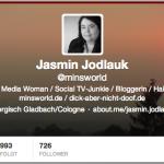 Ich wurde mit einem Blog-Twitterstöckchen beworfen…