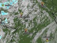 WetterMaps Startbildschirm