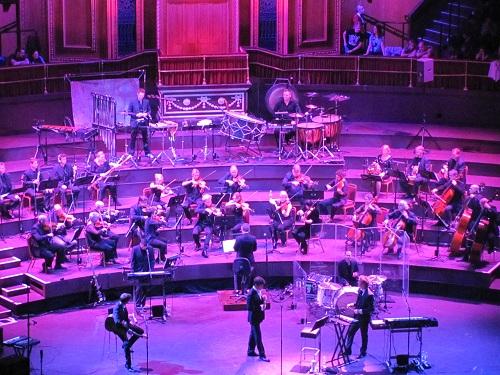a-ha: London, Royal Albert Hall am 08.10.2010