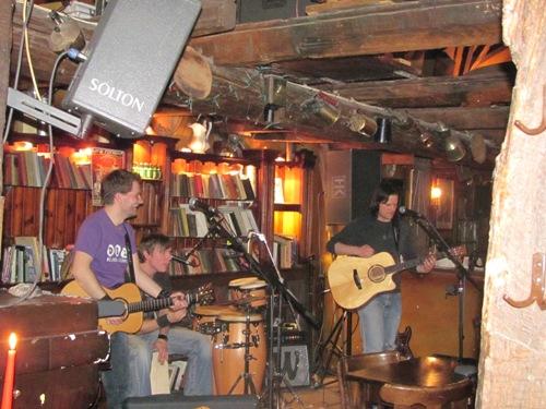 eleVate Konzert Bonn Fiddlers Irish Pub 23.04.2010