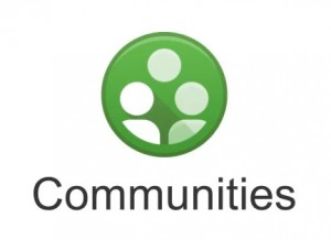 Logo Google+ Communities