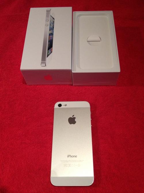 iPhone 5 - Rückseite