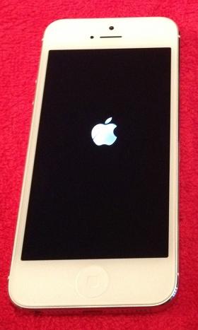 iPhone 5 - Start