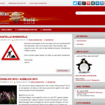 "Minsworld.de im neuen ""Responsive Design"""